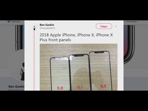 GERÜCHTEKÜCHE BRODELT: Apple plant womöglich drei neu ...
