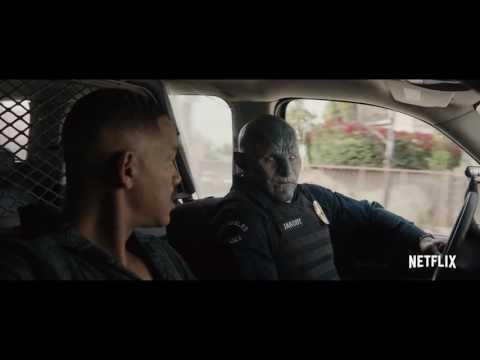 BRIGHT Trailer Will smith Joel Edgerton Sci Fi HD