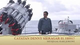 Video Denny Siregar Menjegal Kaki Jokowi MP3, 3GP, MP4, WEBM, AVI, FLV September 2017
