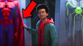 Into the Spider-Verse BREAKDOWN! Spiderman Easter Eggs & Details You Missed!