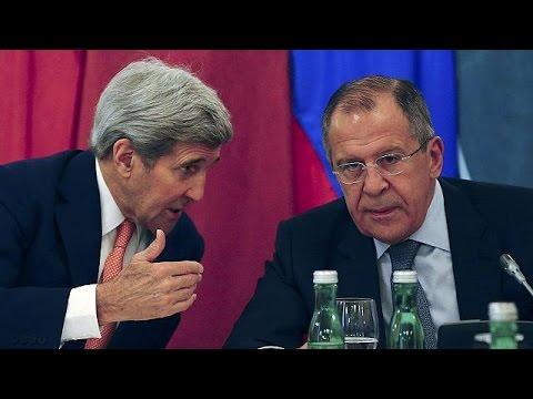 Κέρι: Ξεκινά μια νέα διπλωματική προσπάθεια για τη Συρία