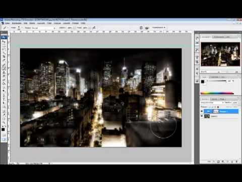 Photoshop Tutorial German - Dream Effekt - Filter