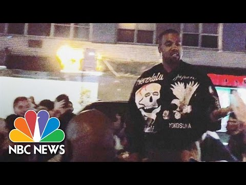 Kanye West NYC Pop-Up Show Ends In Disappointment | NBC News