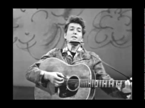 BLOWIN' IN THE WIND - Bob Dylan (1963)
