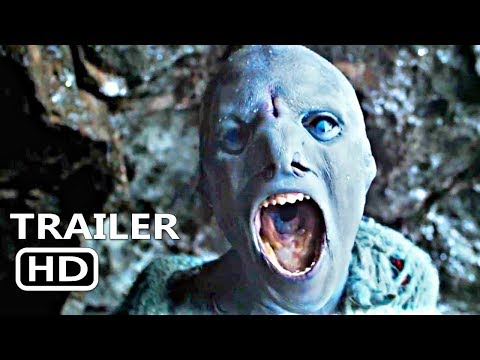 COLD SKIN Official Trailer New (2018) Sci-Fi Movie