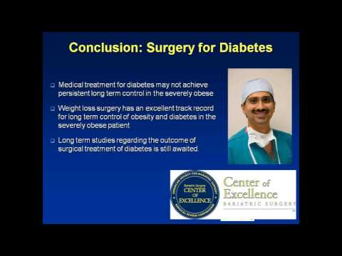 Dr. Srikanth and the Center for Weight Loss Surgery