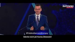 #MocnyGłos poparcia - Premier Mateusz Morawiecki
