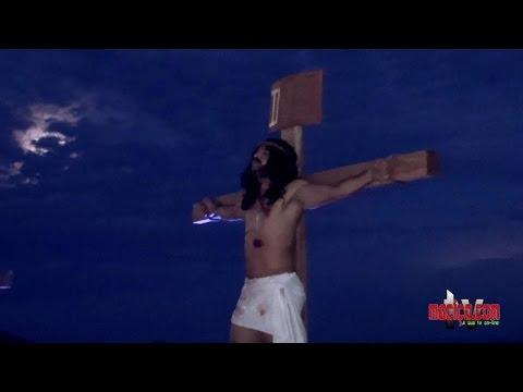 Tv Maciço.com - Paixão de Cristo 2015  no Mosteiro dos Jesuitas em Baturité   Ce