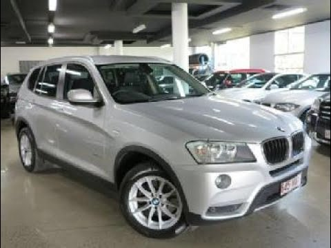 2012 BMW X3 review and start up – In 3 minutes you'll be an expert on the 2012 X3