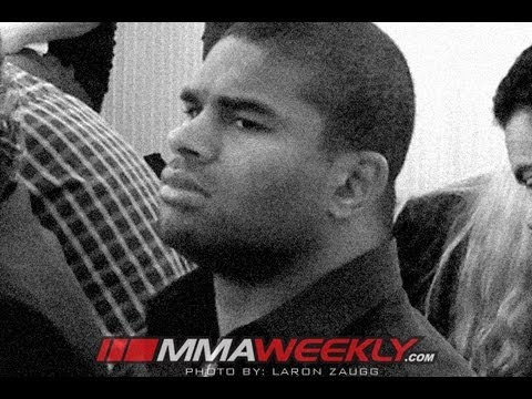 Alistair Overeem talks about Steroids to NSAC