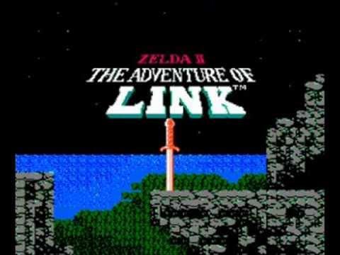 zelda ii the adventure of link nes music dungeon theme