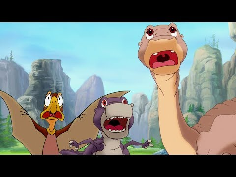 The Land Before Time | The Bright Circle Celebration | Cartoons For Kids | Kids Movies