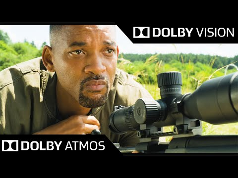 4K HDR 60FPS ● Sniper Will Smith (Gemini Man) ● Dolby Vision ● Dolby Atmos
