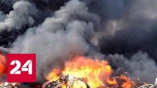 Второй смертник подорвал себя в Дамаске
