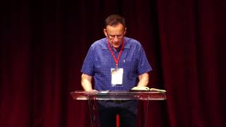 KVBC 2014 Day 1 : John Woodhouse - God's King (2 Samuel 2:1-11 & 5:1-3)