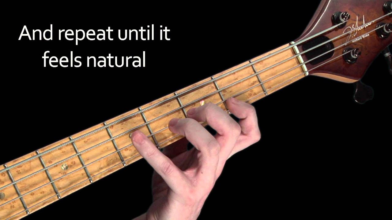Learn Bass – What is the Major Scale?