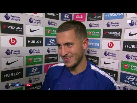 Eden Hazard Talks His 40-goal Season Target, Mateo Kovacic's Vision And A Title Challenge