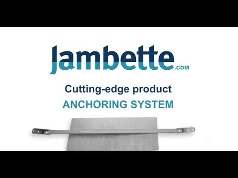 Anchoring system - Jambette