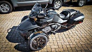 1. 2019 Spyder F3-S & F3-T!! • Dual F3 Test Rides! | TheSmoaks Vlog_1221