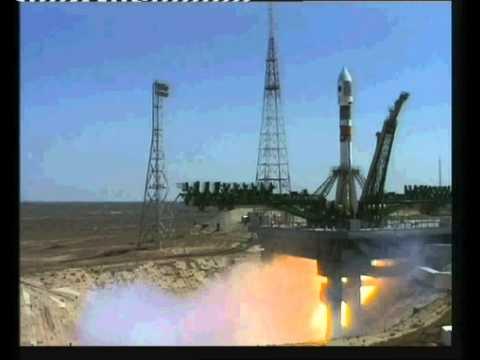 Запуск КА «Канопус-В» и БКА