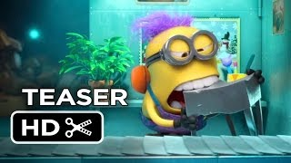 Nonton Despicable Me 2 DVD TEASER - 'Panic In The Mailroom' Mini-Movie (2013) HD Film Subtitle Indonesia Streaming Movie Download