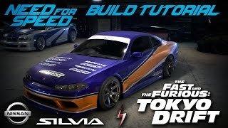 Nonton Need for Speed 2015 | Tokyo Drift Han's Nissan Silvia Mona Lisa Build Tutorial | How To Make Film Subtitle Indonesia Streaming Movie Download