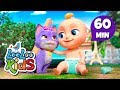Pussy Cat, Pussy Cat - Learn English with Songs for Children | LooLoo Kids