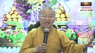 Vấn đáp: Bát Quan Trai giới, mục đích niệm Phật -TT. Thích Nhật Từ - wWw.ChuaGiacNgo.com