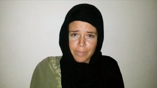 ISIS hostage, Kayla Meuller's parents have released a video of their daughter for the first time showing her in captivity. Carl and Marsha Meuller shared it ...