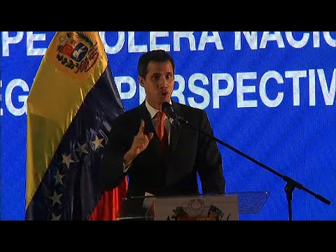 Venezuela: Guaidó sieht in den Ölreserven Venezuelas eine Chance für den Wandel im Land