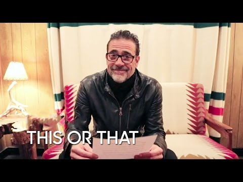 Video Would You Rather: Jeffrey Dean Morgan download in MP3, 3GP, MP4, WEBM, AVI, FLV February 2017