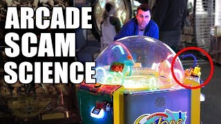 ARCADE SCAM SCIENCE (not clickbait)