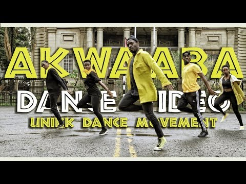 Akwaaba Viral Dance Video - Guiltybeatz X Mr Eazi Ft  Unikk Dance Movement | @unikkdance254 @mreazi