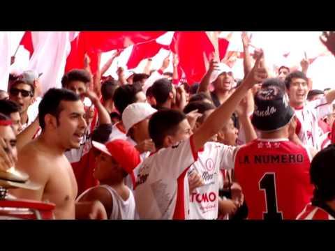 Huracán Las Heras La N°1 Previa + ingreso - La Banda Nº 1 - Huracán Las Heras