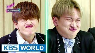 Video BTOB's comeback interview! [KBS World Magazine K-RUSH / 2017.03.24] MP3, 3GP, MP4, WEBM, AVI, FLV Desember 2017