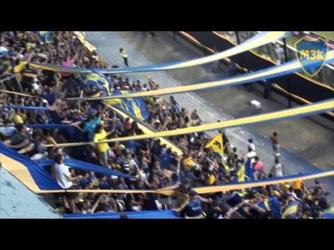 Boca Indepte 2014 / Nunca hicimos amistades - La 12 - Boca Juniors