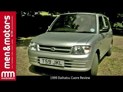 1999 Daihatsu Cuore Review – With Richard Hammond
