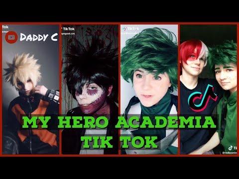 My Hero Academia Tik Tok Compilation Part 6