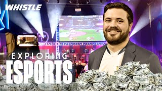 Gaming Tournaments: The $71 BILLION Industry | #1 Smash PRO Hungrybox by Whistle Sports