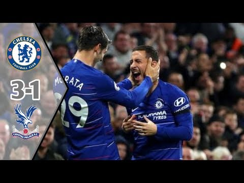 Goal & Highlight || CHELSEA Vs CRYSTAL PALACE 3-1 || 04-11-2018
