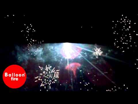 Πυροτεχνήματα Δεμένικα Σάββατο 6/6/2015