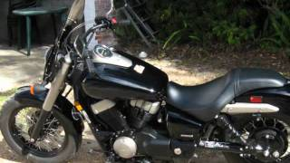 7. My 2011 Honda Shadow Phantom
