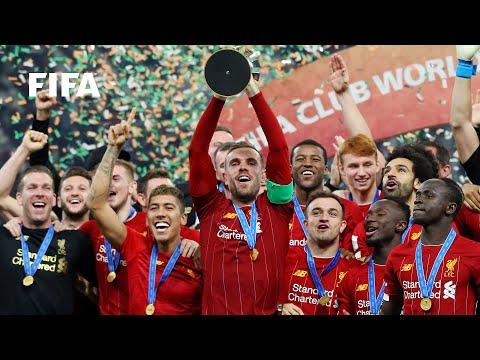 FC Liverpool 1-0 a.p. Clube de Regatas do Flamengo...