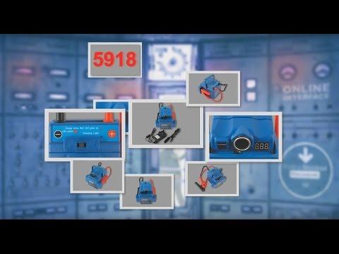 5918 | Mini Jump Start Power Pack