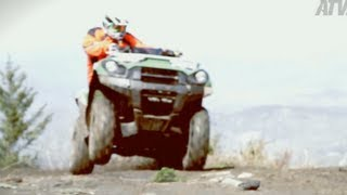 6. 2012 Kawasaki Brute Force ATV Review