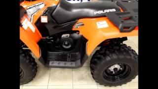 8. 2012 Sportsman 500 LE Orange Madness