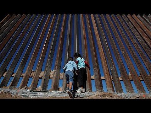 Φουντώνει η κόντρα για το αμφιλεγόμενο τείχος στα σύνορα Μεξικού – ΗΠΑ