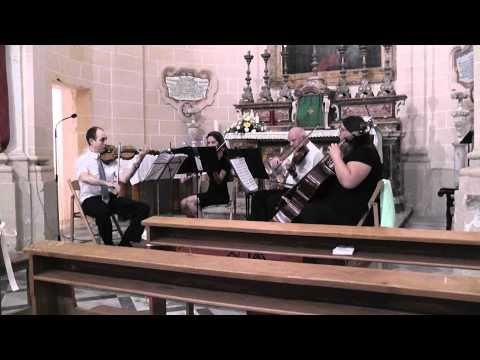 Stargate Quartet Malta – Carmen Medley