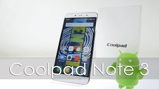 Coolpad Note 3 Budget Smartphone with Fingerprint Scanner Review
