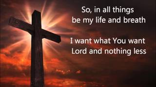 I will trust in you by Lauren Daigle w/lyrics